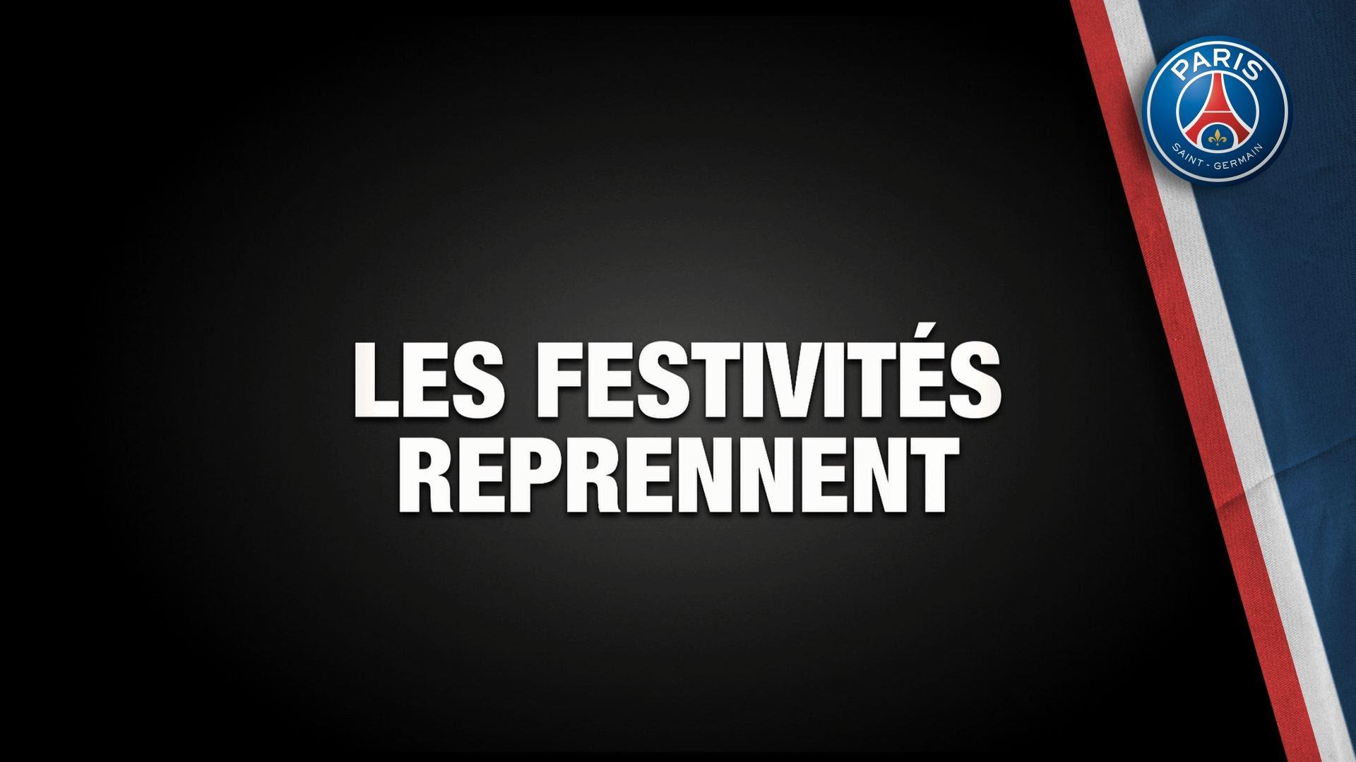 LES FESTIVITES REPRENNENT