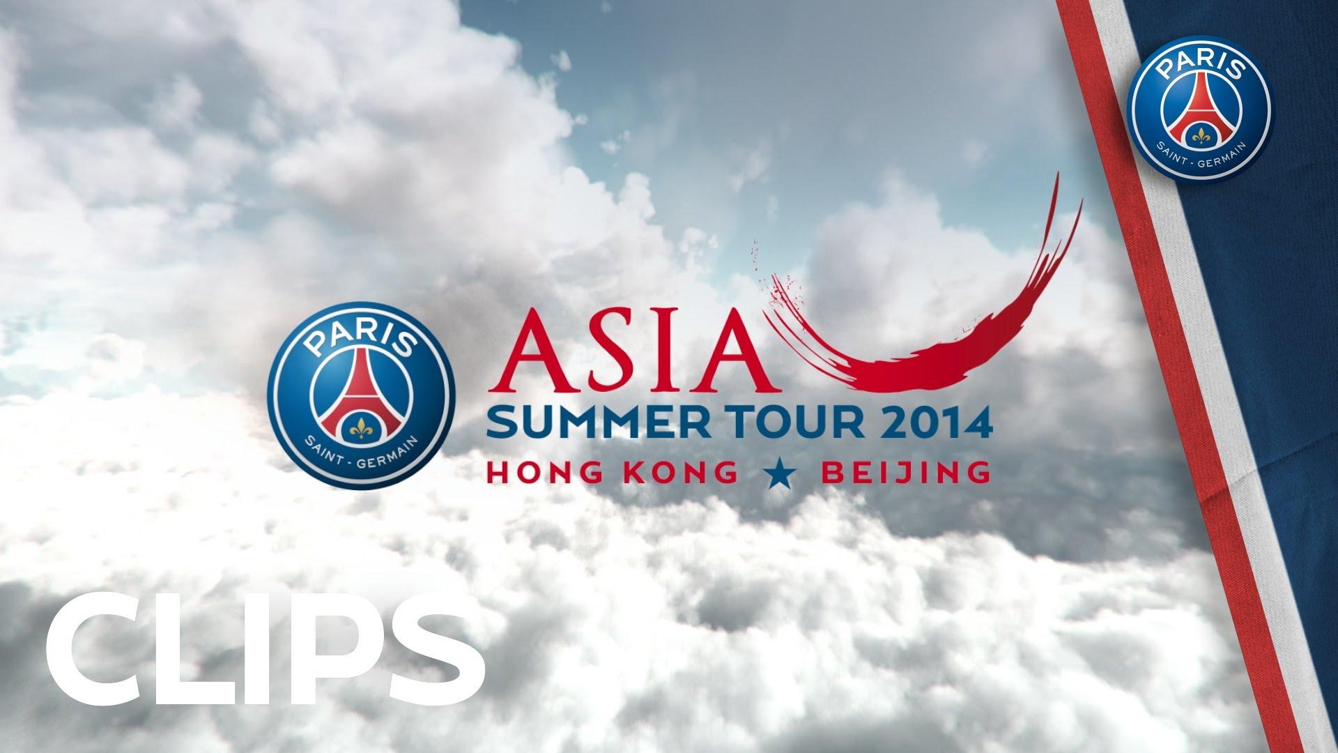 Asia Summer Tour