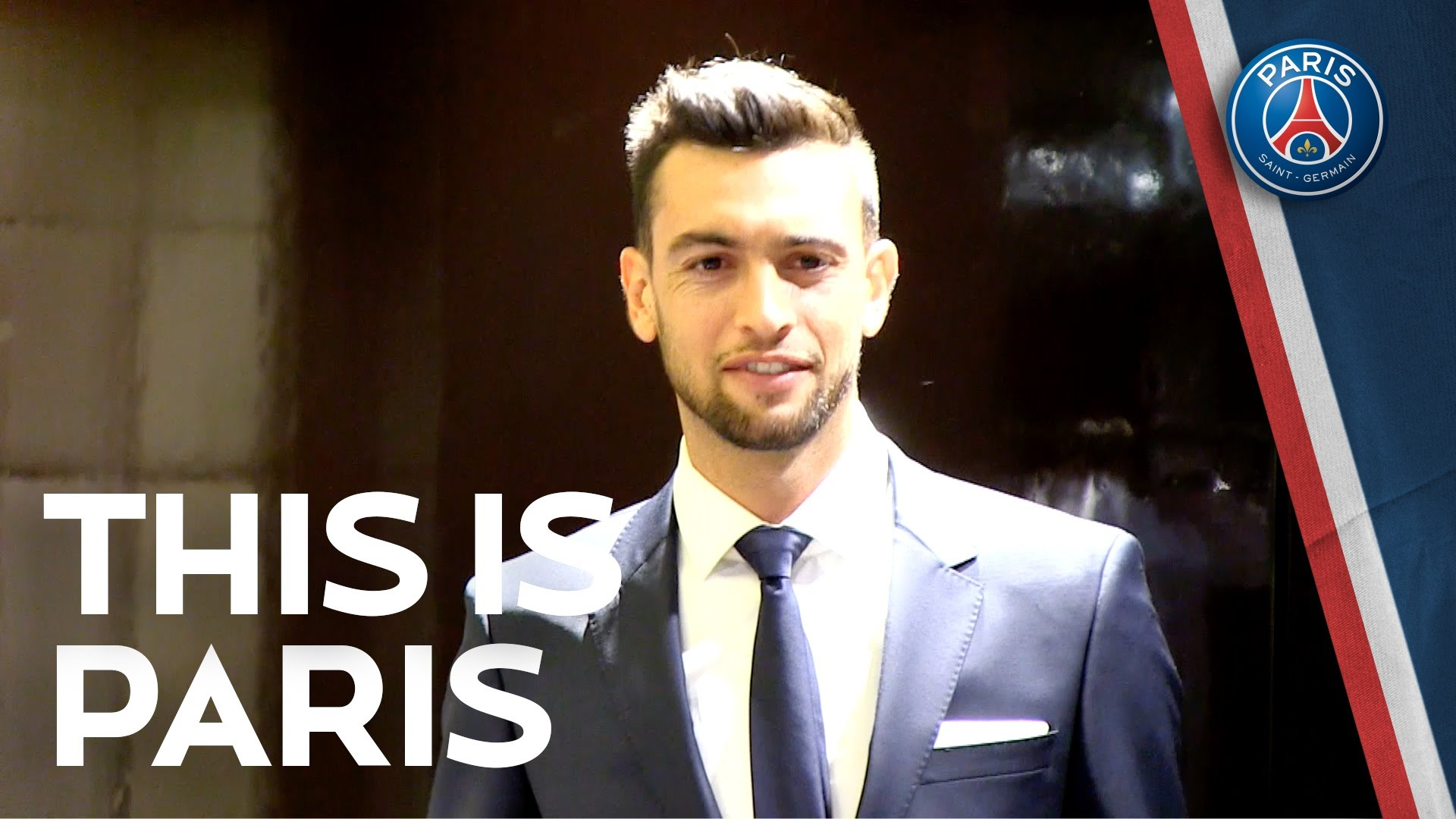 HUGO BOSS, OFFICIAL TAILORS OF PARIS SAINT-GERMAIN (ENG)