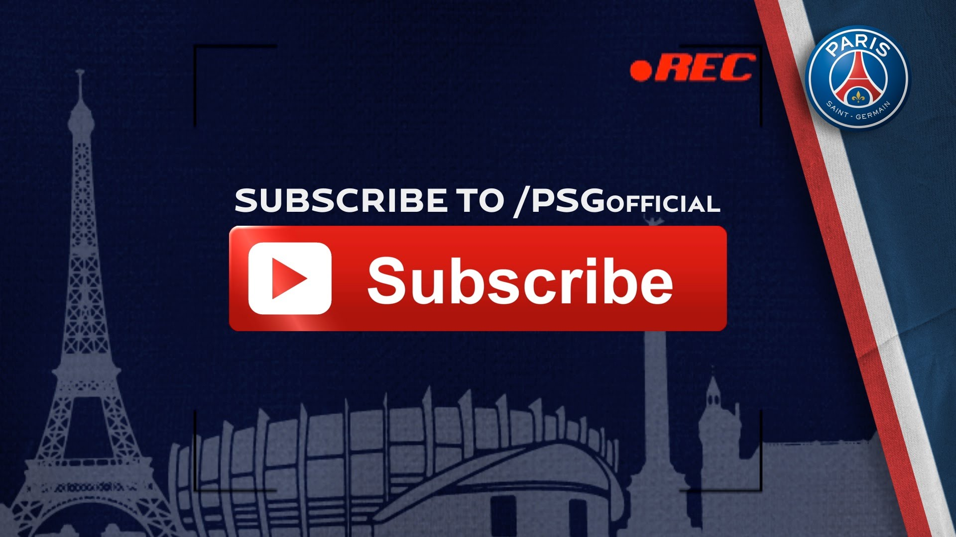 SUBSCRIBE TO /PSGofficial