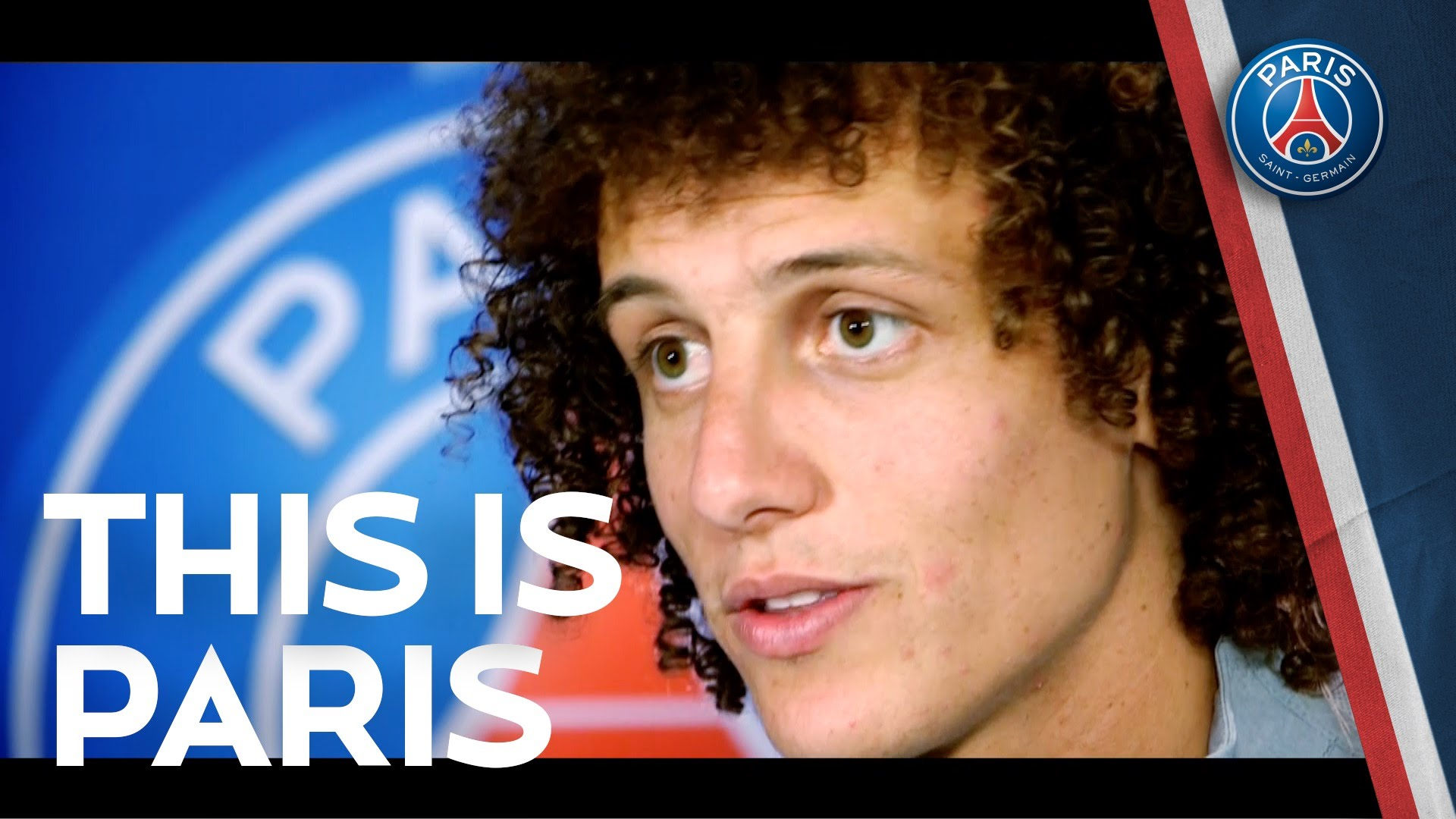 DAVID LUIZ INTERVIEW (ENG)