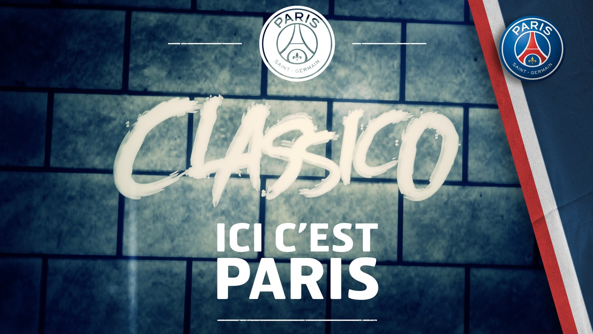 TEASER CLASSICO PARIS - MARSEILLE