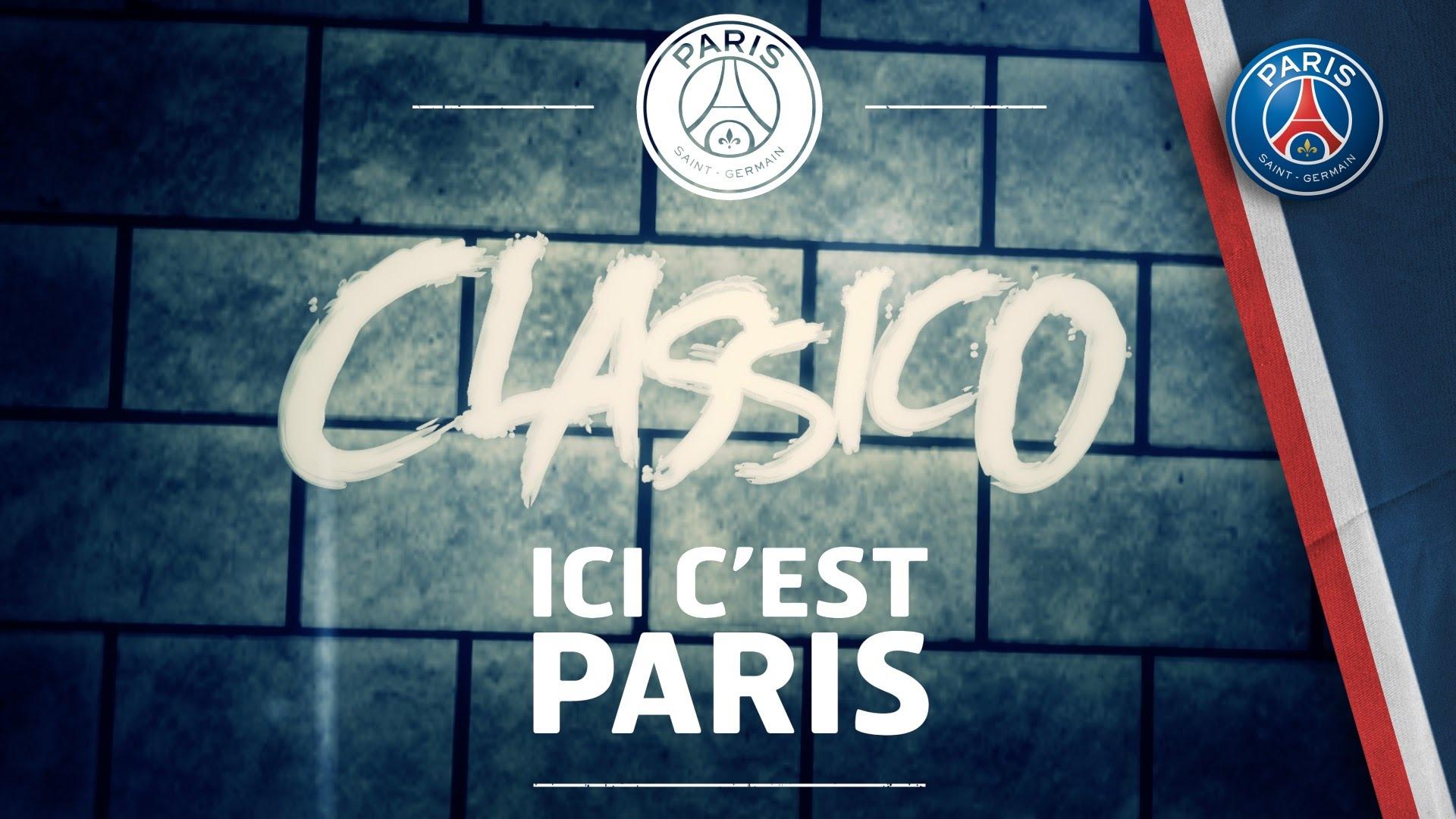 TRAILER / BANDE-ANNONCE CLASSICO PARIS - MARSEILLE