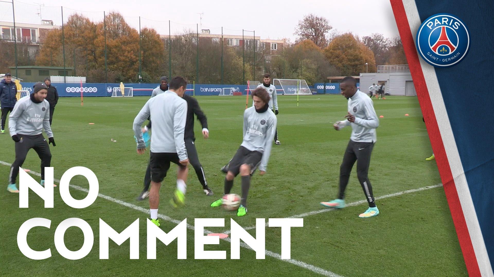 NO COMMENT - INSIDE Rabiot Ibrahimovic Lucas Marquinhos