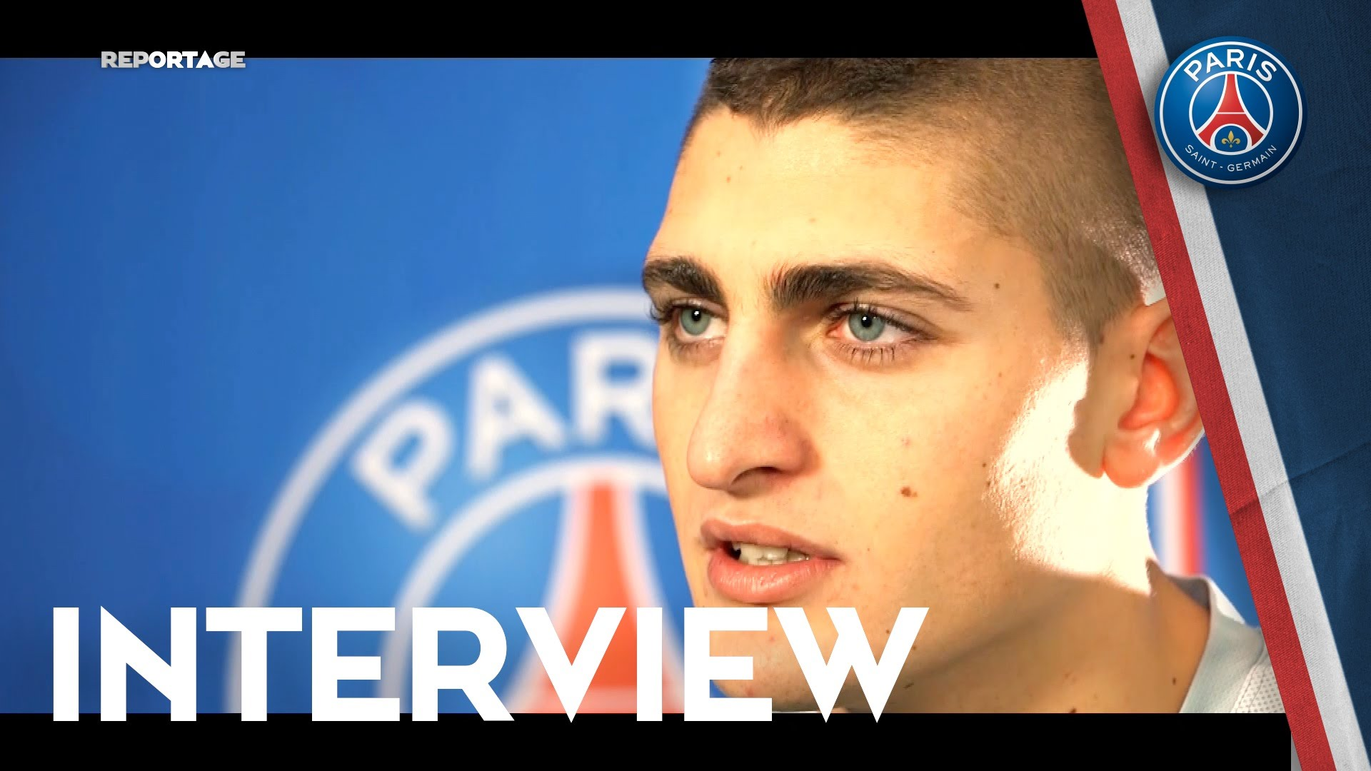 INTERVIEW VERRATTI