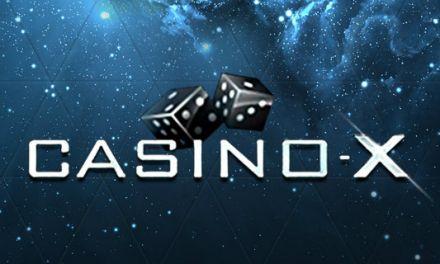 Casino-X – самый яркий игровой зал Рунета