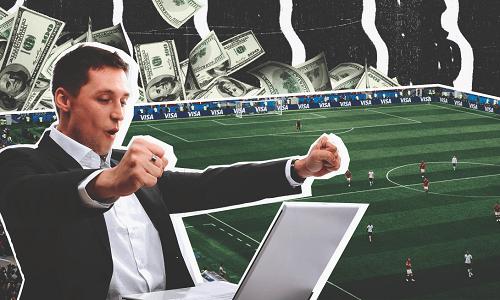 Как работает система в ставках на футбол рубин